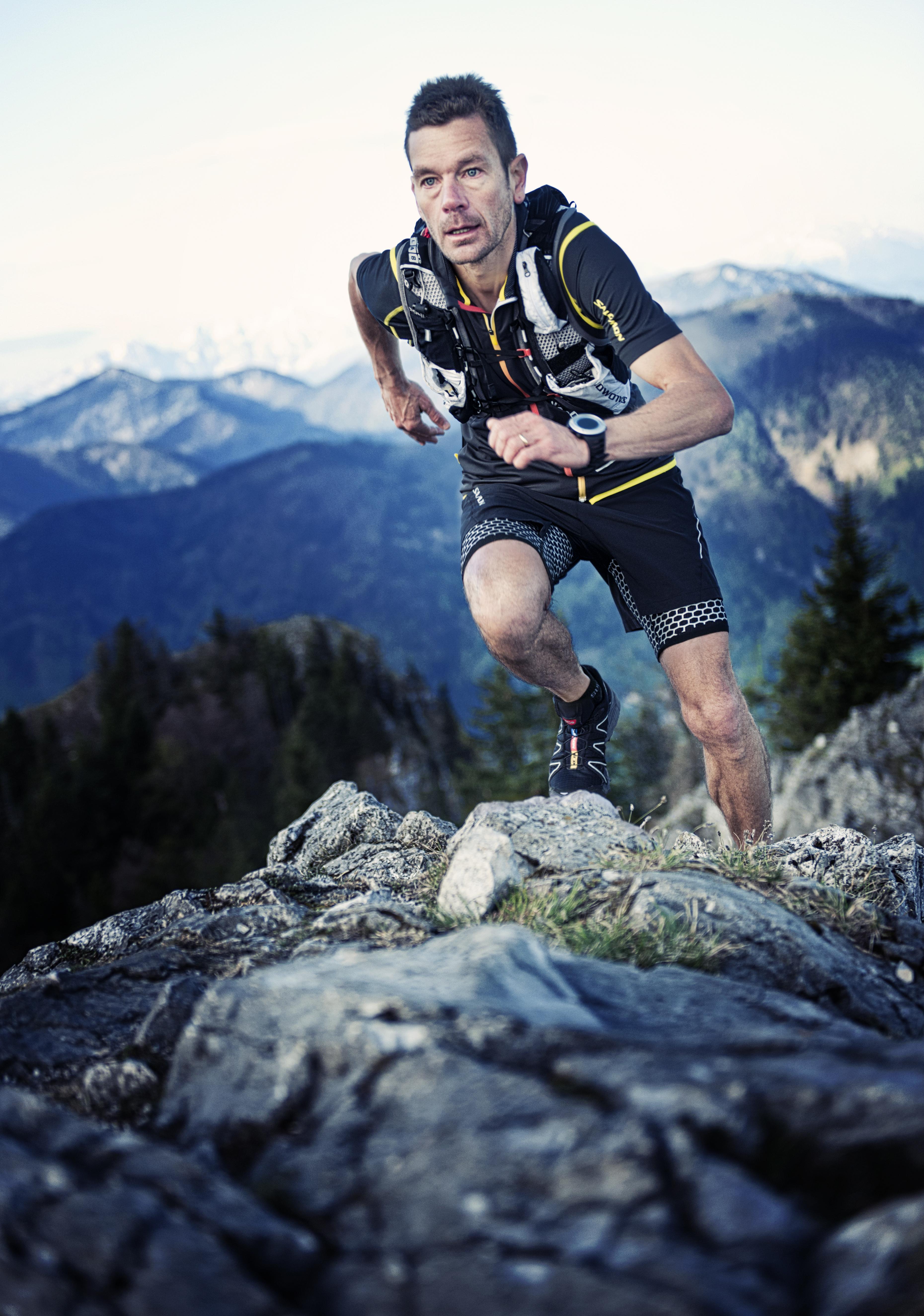 Jonathan Wyatt in Fuschl am See, Austria
